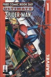 Ultimate Spider-man #1 FCBD Variant Marvel Comics